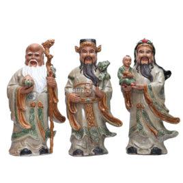 Tượng Tam Đa – Cao 48cm